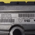 ECU Calculator Motor Renault Scenic 1.6, 237101353R, 237101370R