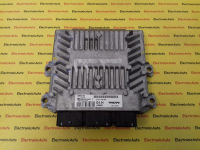 ECU Calculator Motor Volvo V50 2.0 DCI, 5WS40328CT, 31211081AA
