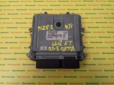 ECU Calculator Motor Volvo XC90 2.4D, 0281012103, 30729826A