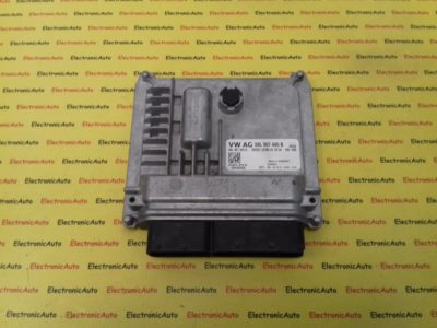 ECU Calculator Motor Vw Golf 7 1.6 TDI, 04L907445B, 28445556