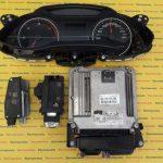 Kit pornire Audi A4 03L906022NN, 0281016140