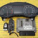 Kit pornire Audi A6 03L906018LB, 0281017945