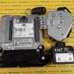 Kit pornire Audi A6 4F1910401R, 0281013833