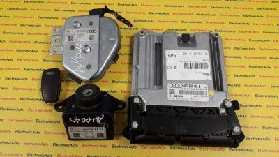 Kit pornire Audi A6 4F7910401B, 0281014403