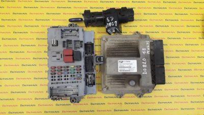 Kit pornire Fiat Doblo 51784560, MJD6F3D4