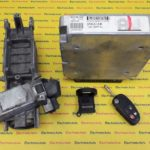 Kit pornire JAGUAR X-TYPE 2.5 V6 1X4310K975AJ, MB0797008945