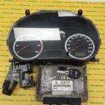 Kit pornire Seat Ibiza 1.9 038906018FB, 0281010006