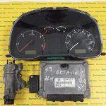Kit pornire Skoda Octavia 038906018GN, 0281010182