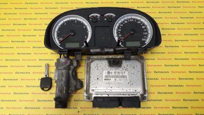 Kit pornire VW Bora 038906012HF, 0281011314