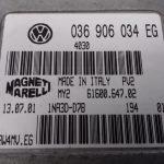 ECU Calculator Motor Audi A2 1.4, 036906034EG, 6160064702