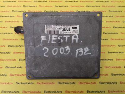 ECU Calculator Motor Ford Fiesta 1.3, 2S6A12A650ZC, S118763003F