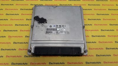 ECU Calculator motor VW LT 2.8TDI 0281010587, 2D0906019C