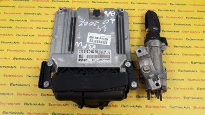 Kit pornire Audi A4 03G906016KN, 0281013293