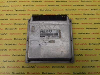 ECU Calculator Motor Mercedes Sprinter 2.2CDI, 0281010525, A6111533879