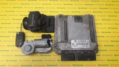 Kit pornire VW Crafter 2.5TDI 074906032BA, 0281014132