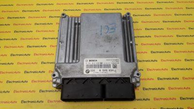 ECU Calculator motor Bmw 325D 0281016638, DDE8509034
