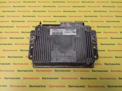 ECU Calculator Motor Renault Kangoo 1.4, 7700110257, 7700108813, S115301101E
