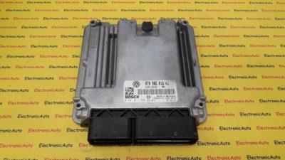 ECU Calculator motor VW T5 2.5TDI 0281011568, 070906016AJ