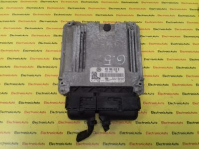 ECU Calculator Motor Vw Golf5 1.9 tdi, 0281012076, 03G906016Q