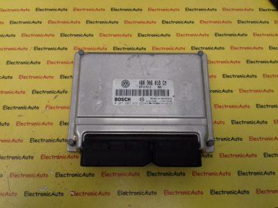 ECU Calculator Motor Vw Passat 1.8, 0261207435, 4B0906018CM