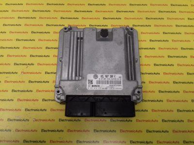 ECU Calculator Motor Vw T5 2.0TDI, 0281016272, 03L907309K