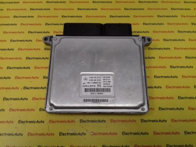 ECU Calculator Motor Mercedes C220 2.2 CDI, A6461502072, A0054461840