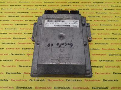 ECU Calculator Motor Peugeot Boxer, DUCATO 2.2 HDI, 9663289080, 9661256980