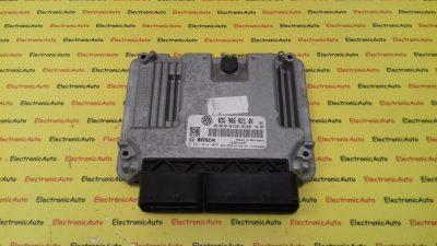 ECU Calculator Motor Vw Golf 5 1.9 tdi, 0281014055, 03G906021QK