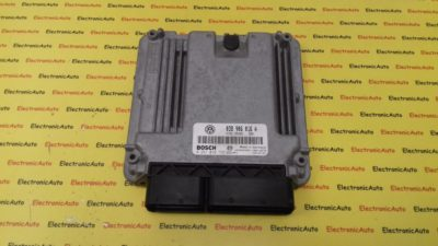 ECU Calculator Motor Vw T5 1.9 tdi, 0281010735, 038906016A
