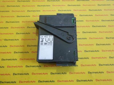 Calculator confort Opel 24462970, 5WK48665