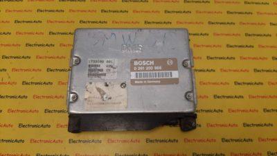 ECU Calculator motor Bmw 518 1739108, 0261200986