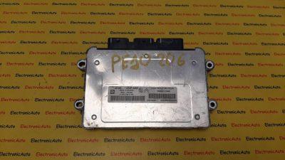 ECU Calculator motor Citroen C3 1.4 9661978880, 9655883280