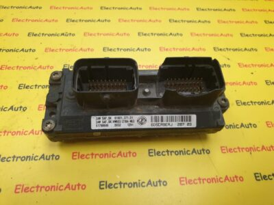 ECU Calculator motor Fiat Panda 1.2 51798646 IAW 5AF SK
