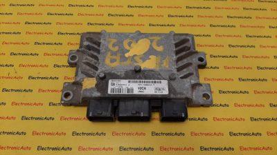 ECU Calculator motor Ford Fiesta 1.25 AV2112A650CA, S180047012A