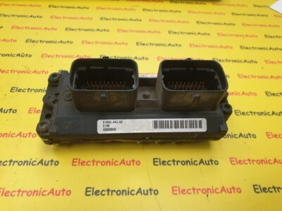 ECU Calculator motor Lancia Y 1.2 46808849 IAW 59F M5
