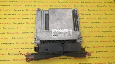 ECU Calculator motor Mercedes E 3.2CDI A6481502379, 0281012175, CR3.43