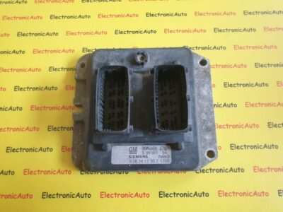 ECU Calculator motor Opel Vectra B 1.8 90569370