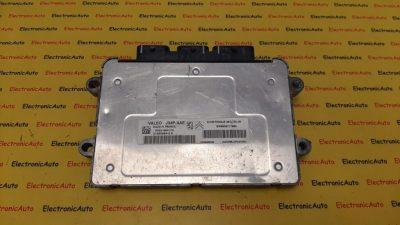 ECU Calculator motor Peugeot 206 1.4 9663717680, 9655883280