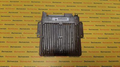 ECU Calculator motor Renault Twingo 1.2 7700103966, HOM7700867277