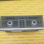 Panou Clima Audi A6 4F2820043H, 5HB00883315