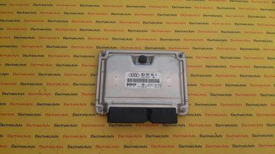 ECU Calculator motor Audi A4 2.5 tdi 8E0907401M, 0281011255