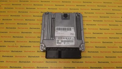 ECU Calculator motor Audi A6 2.0TDI 03G906016HS, 0281012557