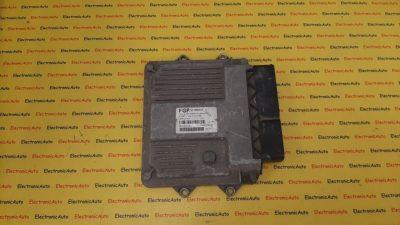 ECU Calculator motor Fiat Idea 1.3JTD 55195818, 7160001003