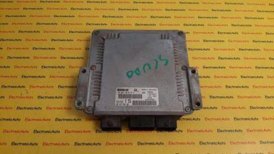 ECU Calculator motor Fiat Scudo 2.0 hdi 9644704480, 0281010815