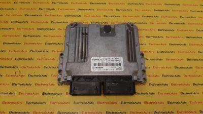 ECU Calculator motor Ford Fiesta 0281035326, J1B112A650TA