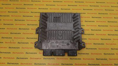 ECU Calculator motor Ford Fusion 1.4TDCI 6S6112A650BA, 5WS40404AT