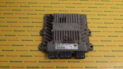 ECU Calculator motor Ford Fusion 1.4TDCI 7S6112A650FA, 5WS40633AT
