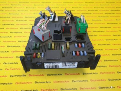 Tablou Sigurante BSI Peugeot 407 9655708380, S120104700L