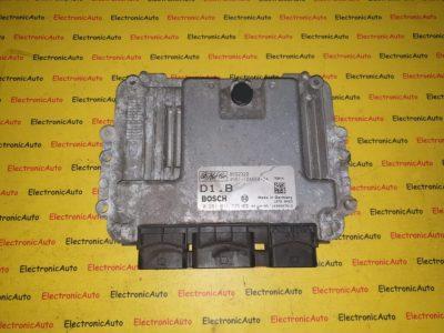 ECU Calculator motor Volvo V50 1.6 tdci 4N51-12A650-BA 0281011775