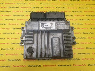 ECU Calculator motor Chevrolet Captiva, Opel Astra 25189813, 28359587, 25184894, ABKD